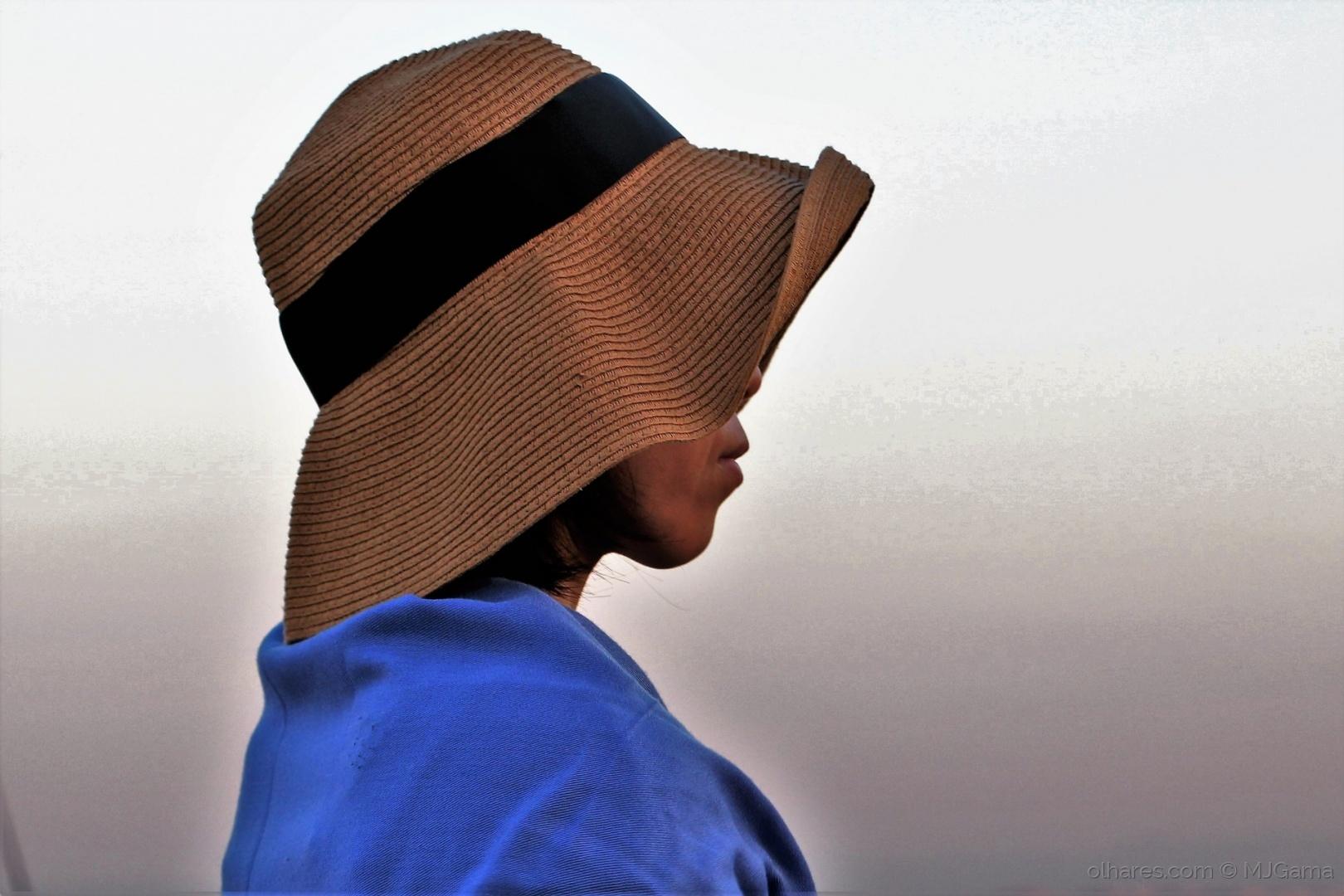 Retratos/o chapéu