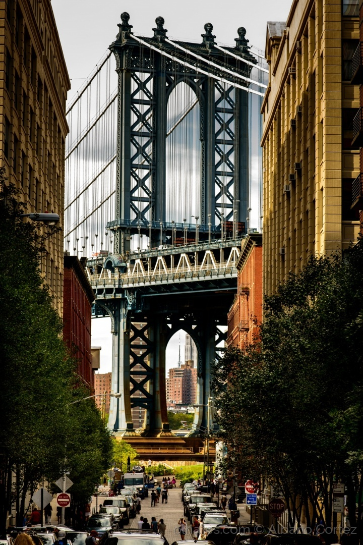Paisagem Urbana/Manhattan Bridge