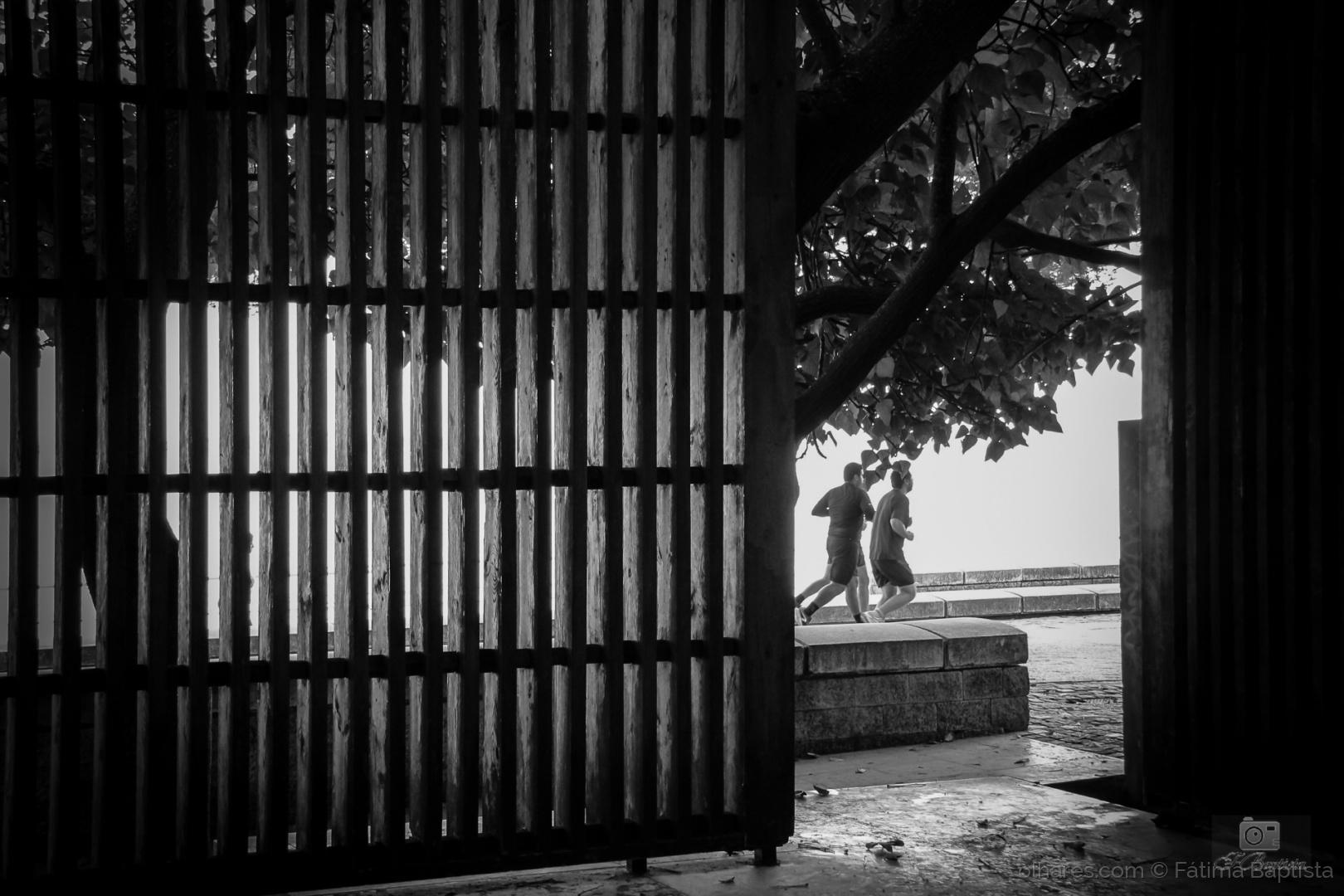 Paisagem Urbana/A corridinha matinal