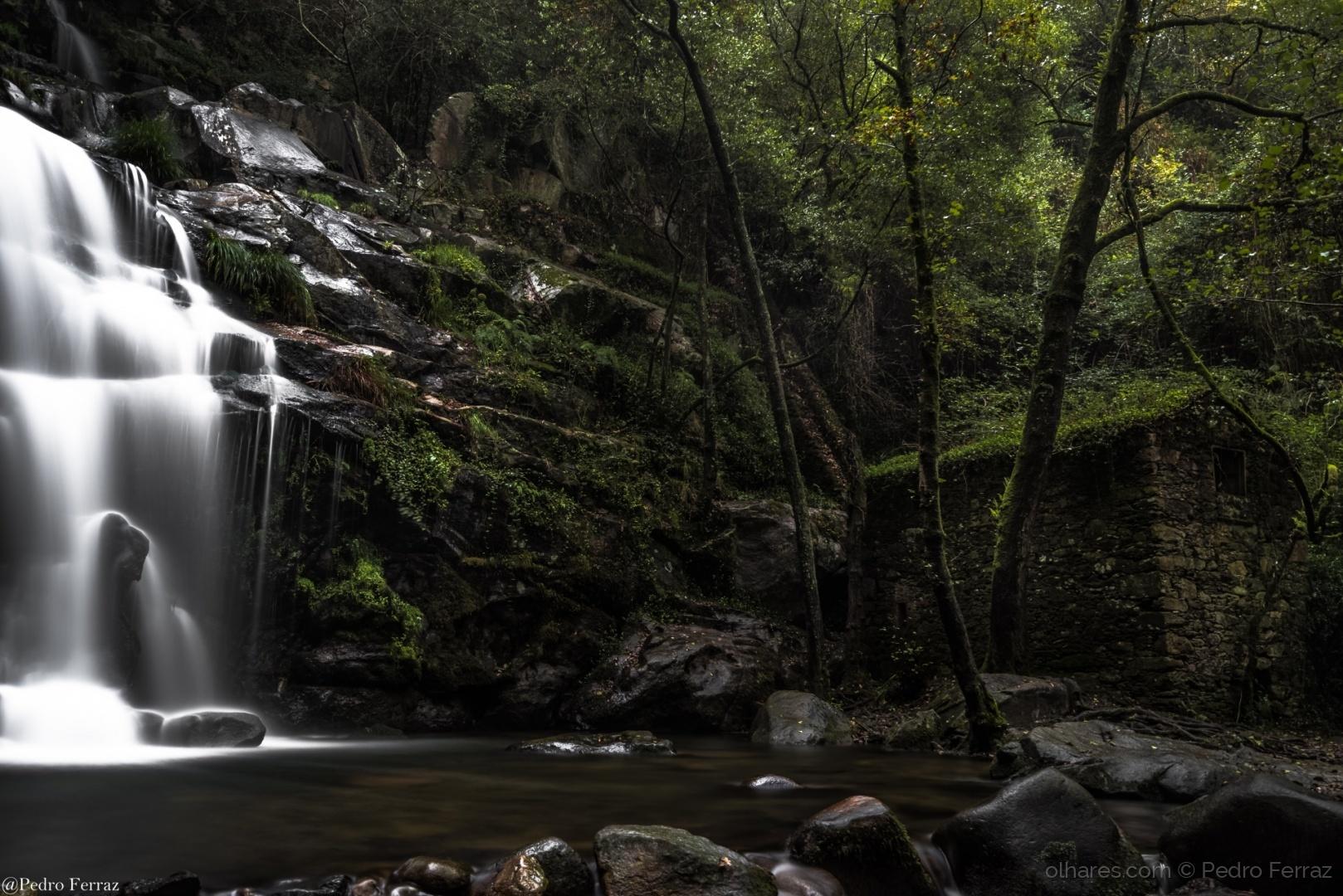 Paisagem Natural/Cascata da Cabreia
