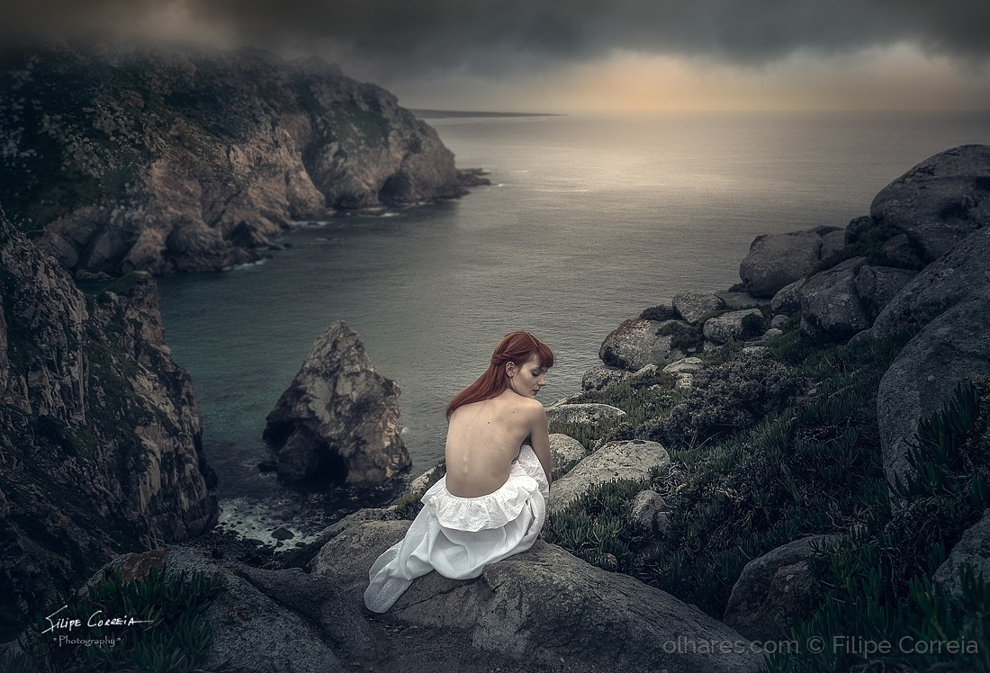 Retratos/Senhora do mar