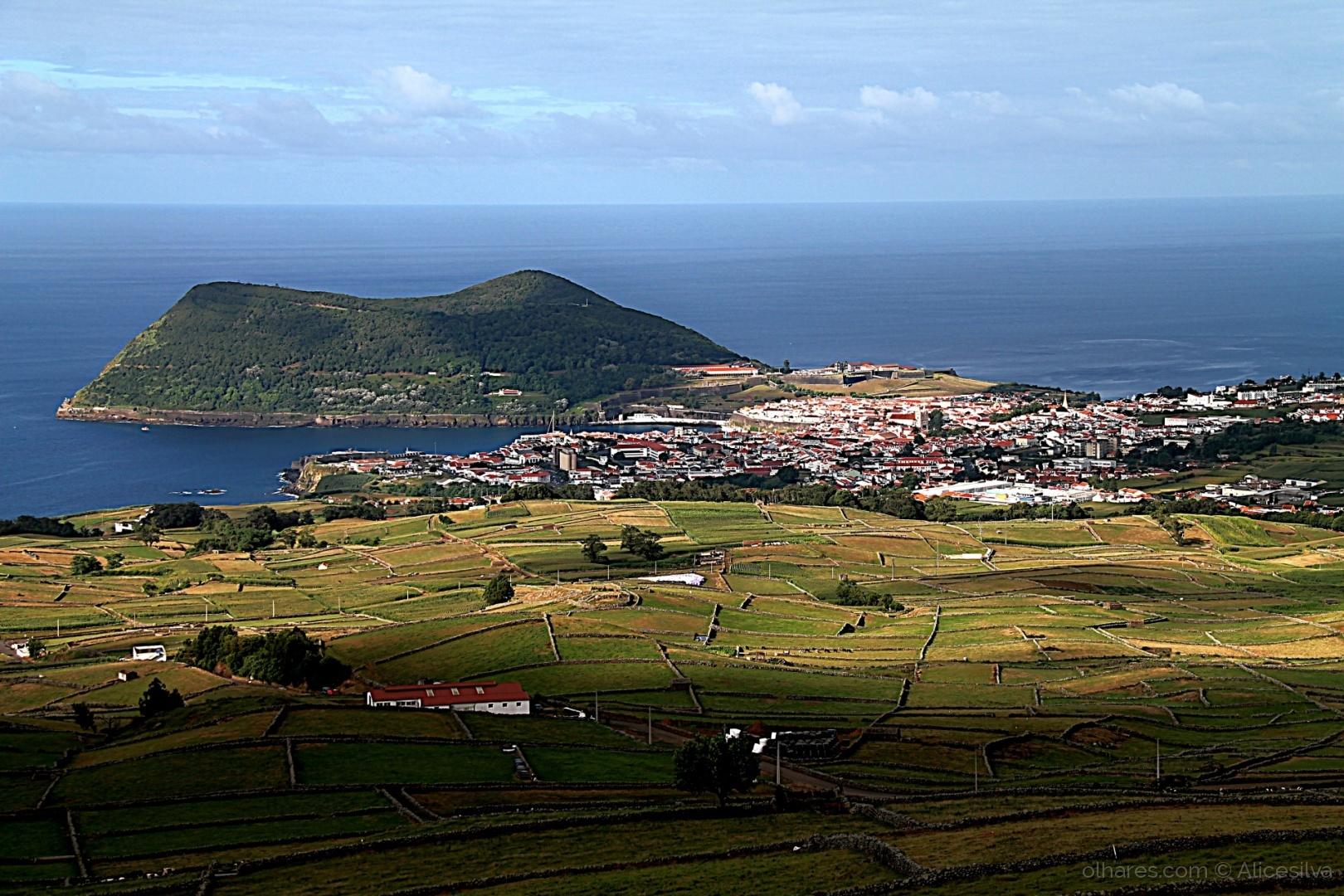 Paisagem Urbana/Minha Ilha...