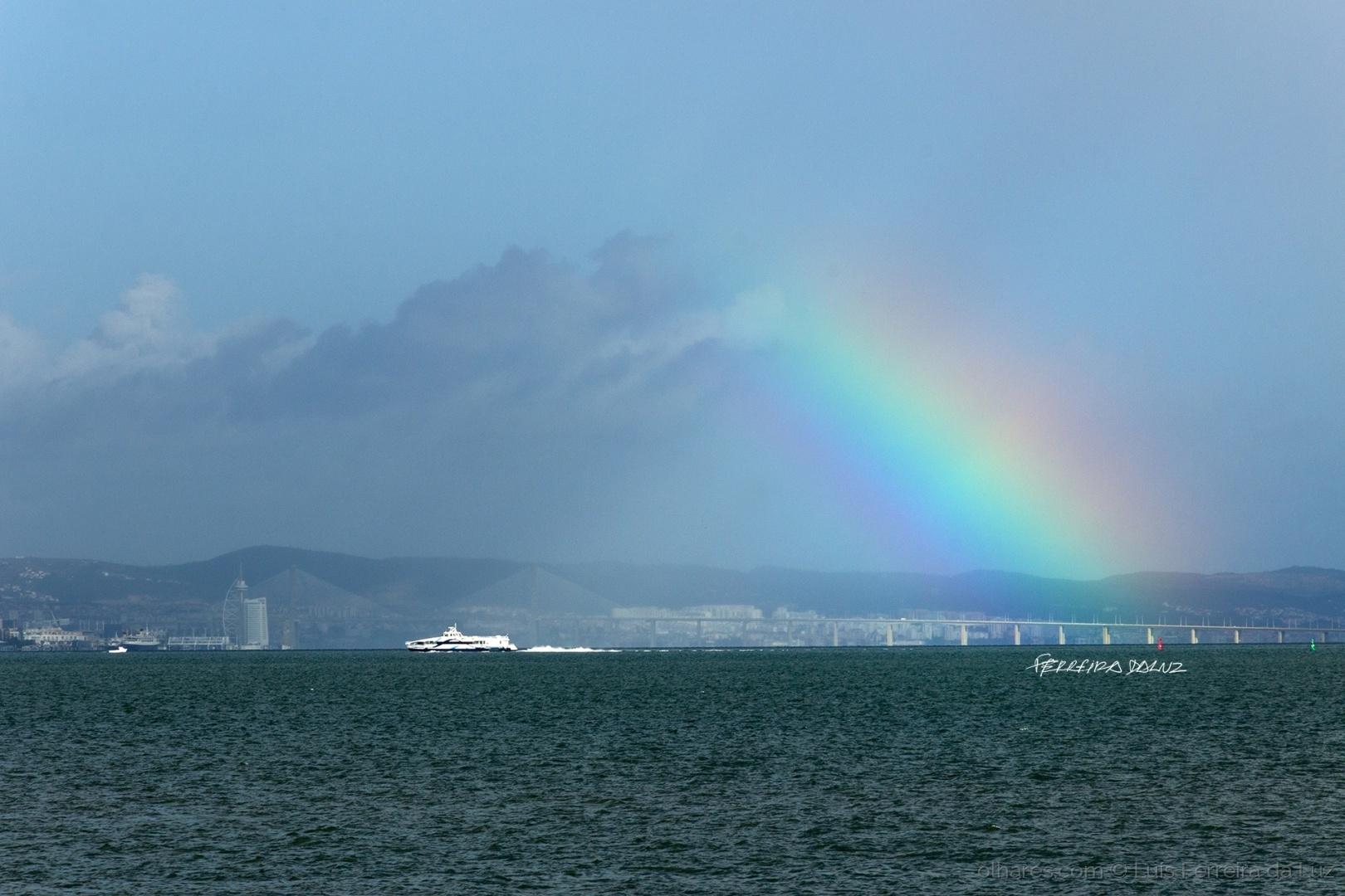 Outros/O Arco-íris no estuário