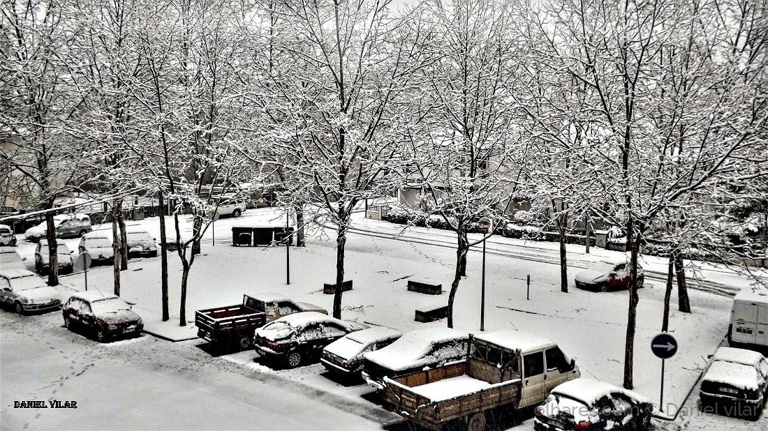 Paisagem Urbana/Da minha janela.