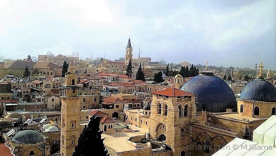 Paisagem Urbana/Jerusalém