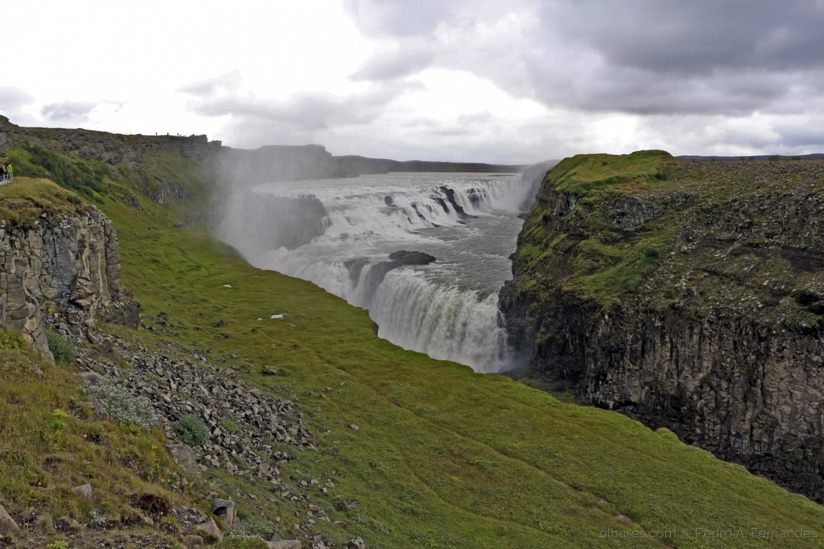 Paisagem Natural/Islândia... é um mundo
