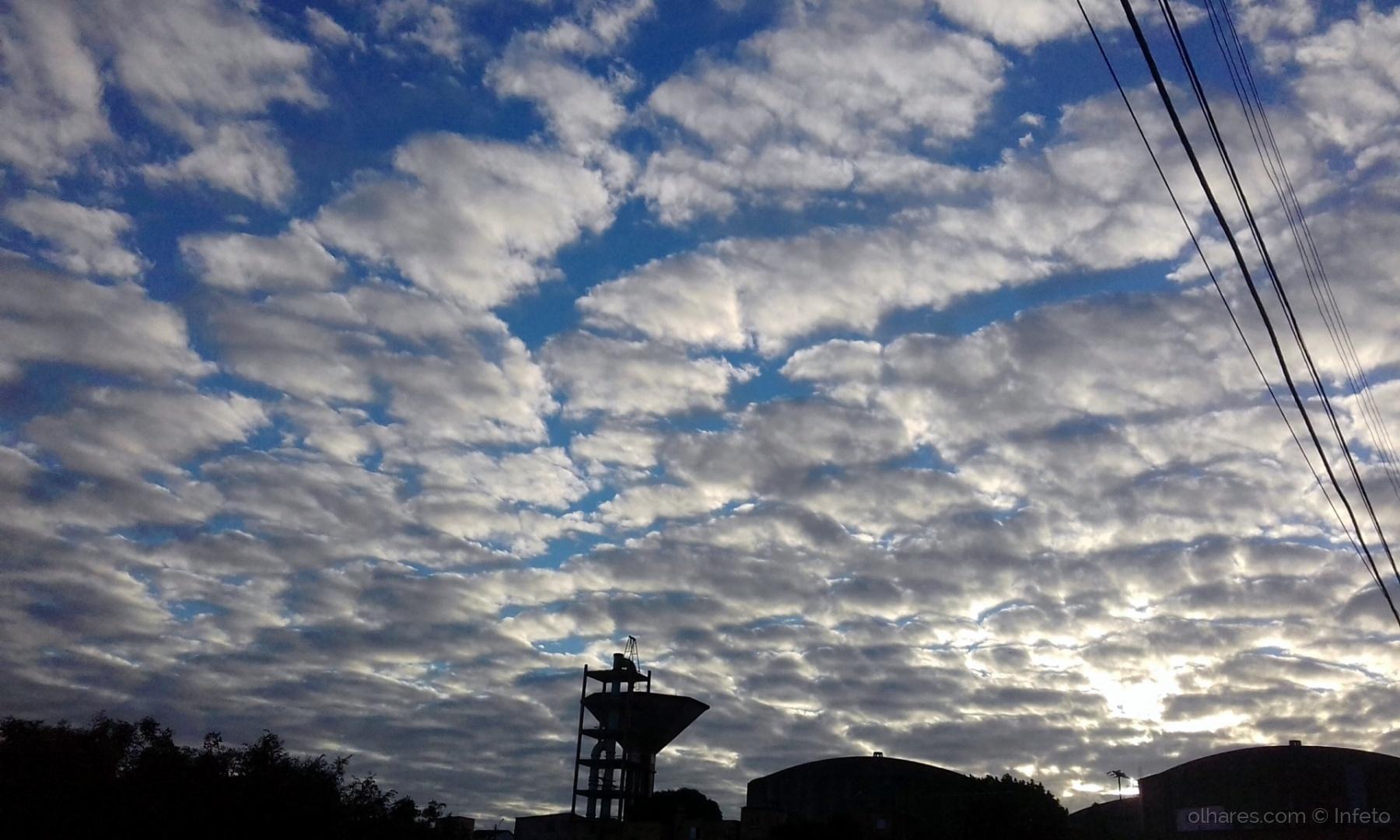 Paisagem Urbana/Rabisco de nuvens