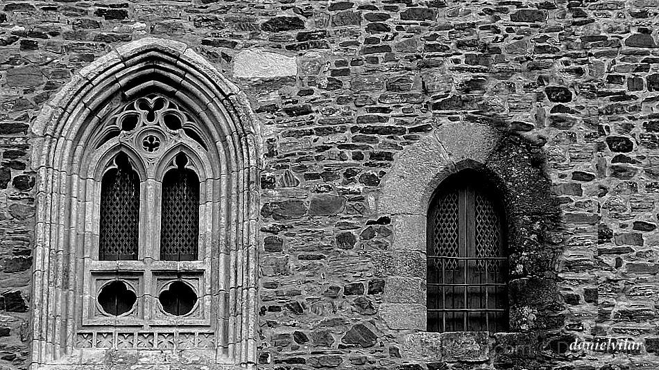 Gentes e Locais/Castelo de Bragança - Pormenores da torre de menag
