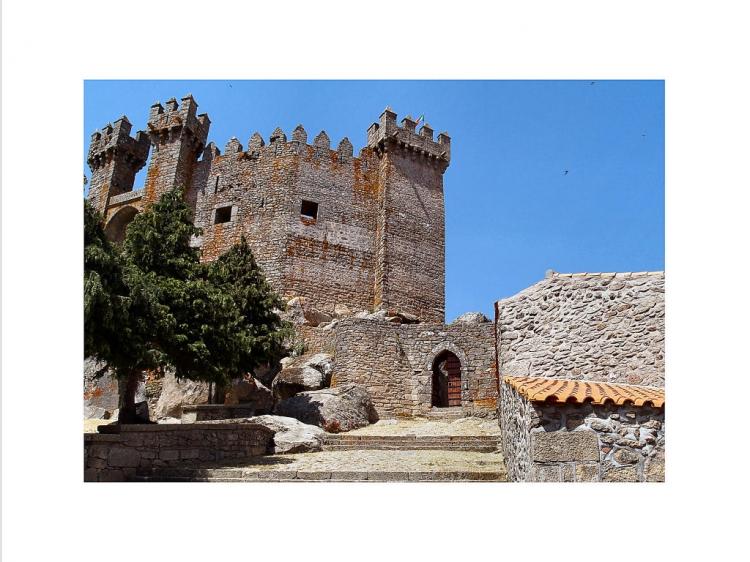 História/Castelo de Penedono IV