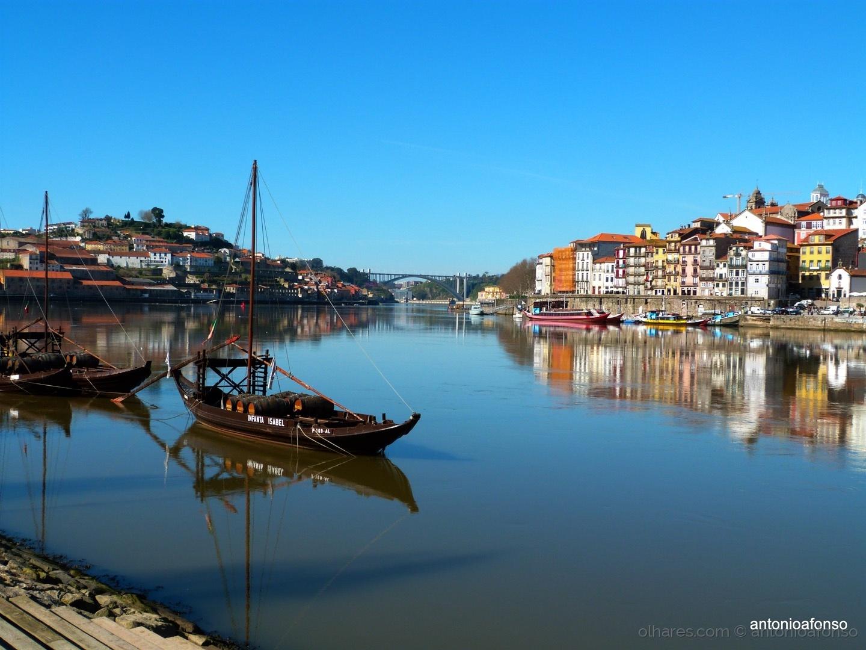 Paisagem Urbana/Cidade do Porto e seus encantos