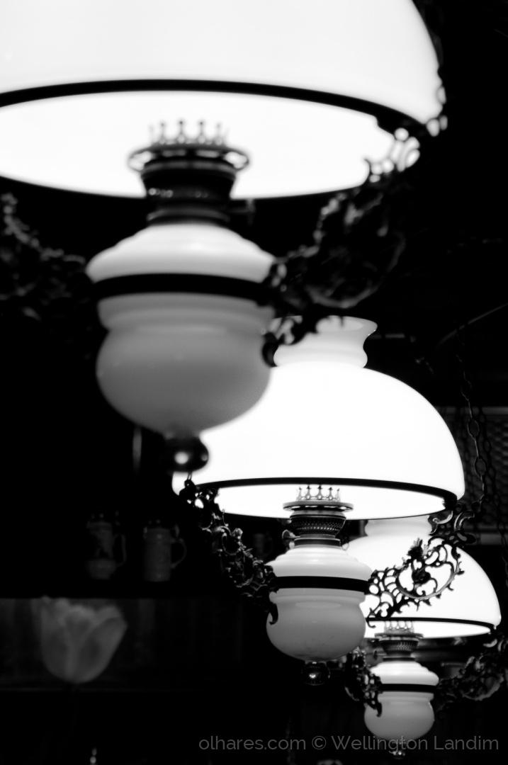 Abstrato/Luminárias