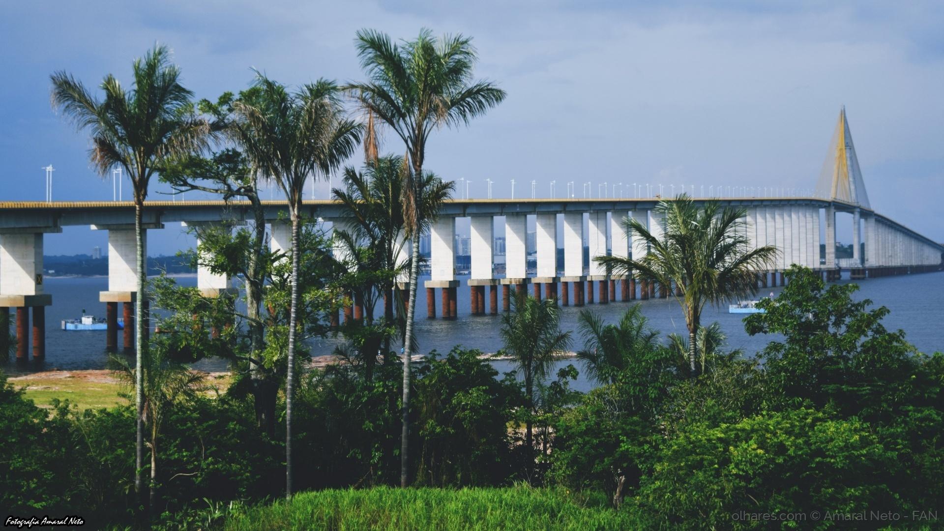Paisagem Urbana/Ponte Rio Negro