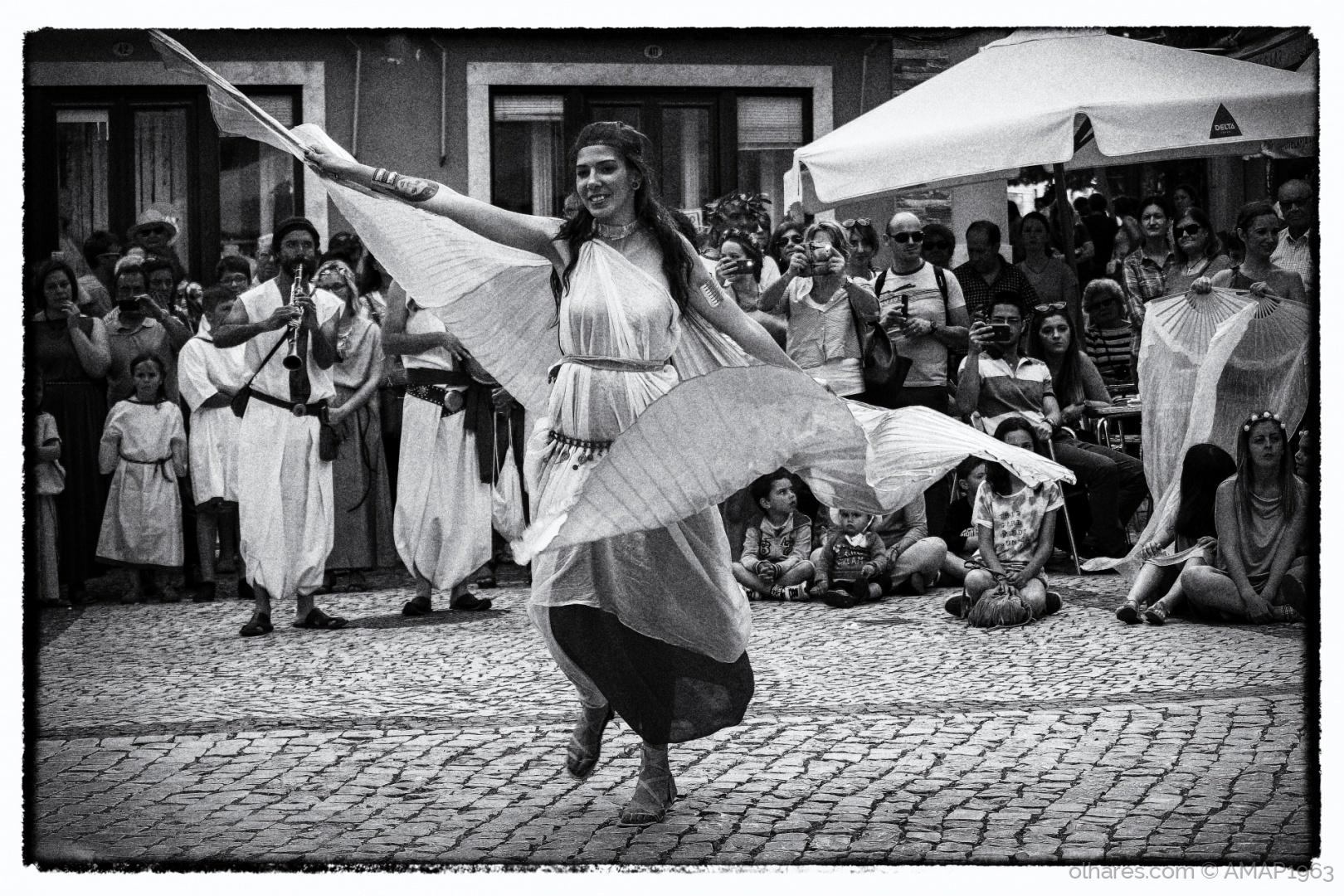 Espetáculos/BAILARINA ( VER DESCR. )