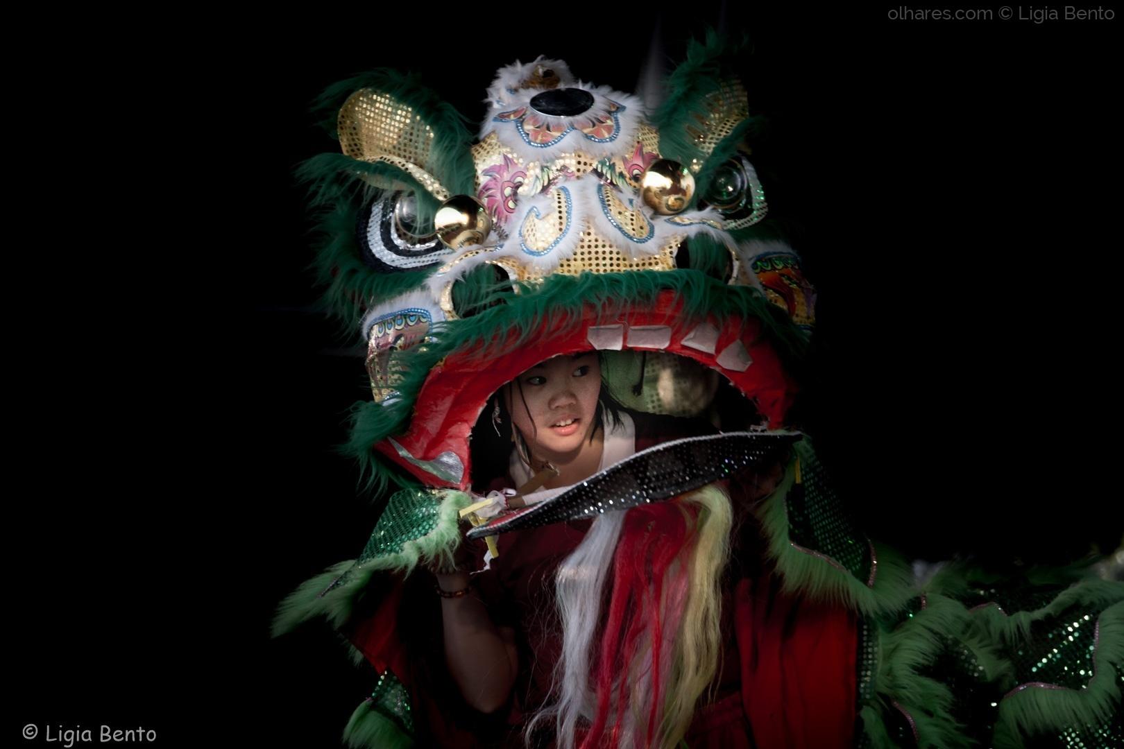 Espetáculos/a rapariga do dragão