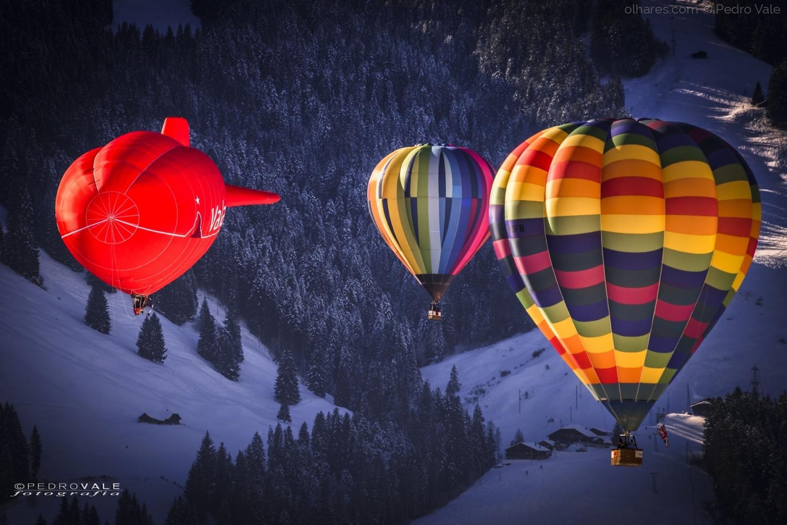 Desporto e Ação/Festival Internacional de Balões