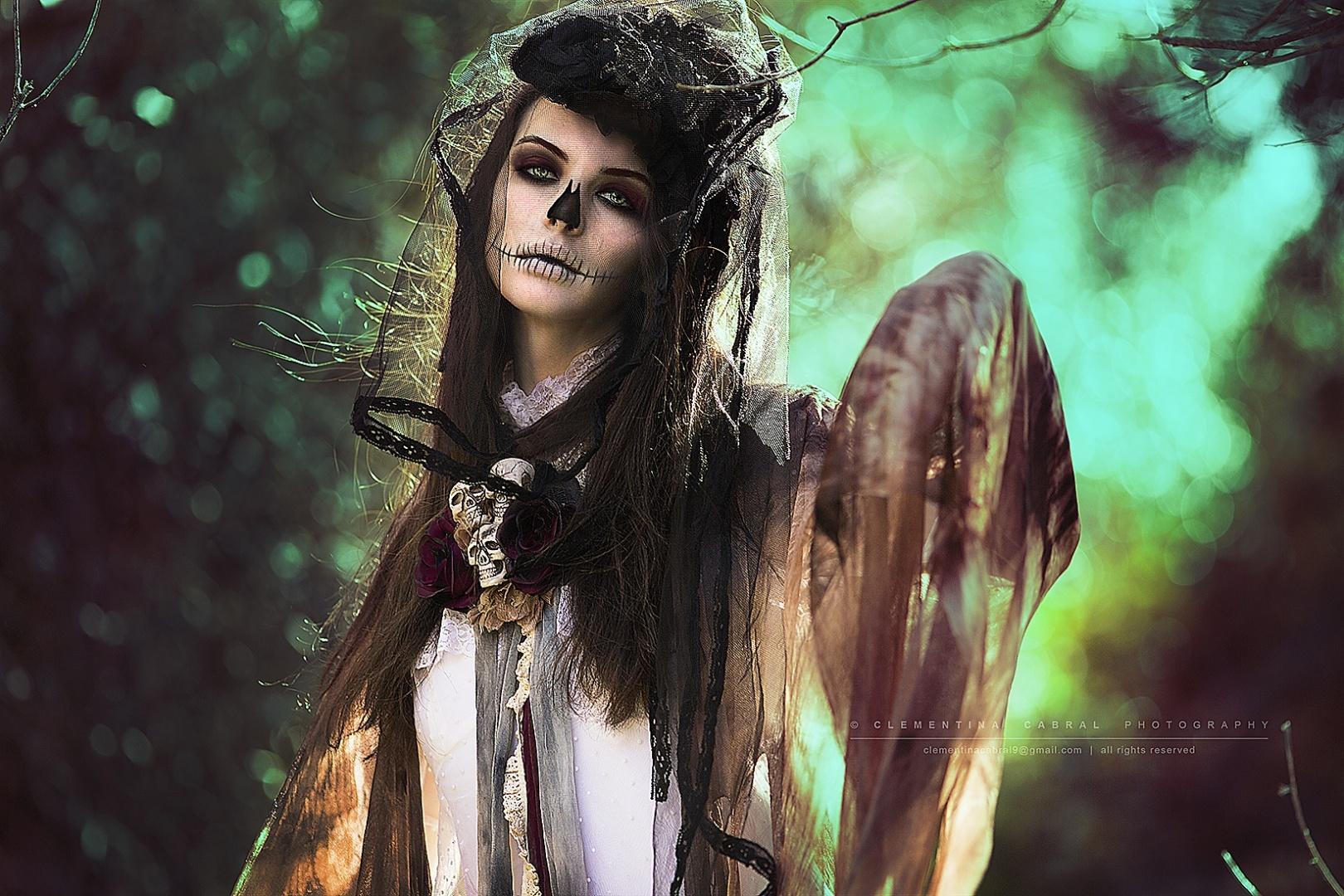 Retratos/Noiva Cadáver