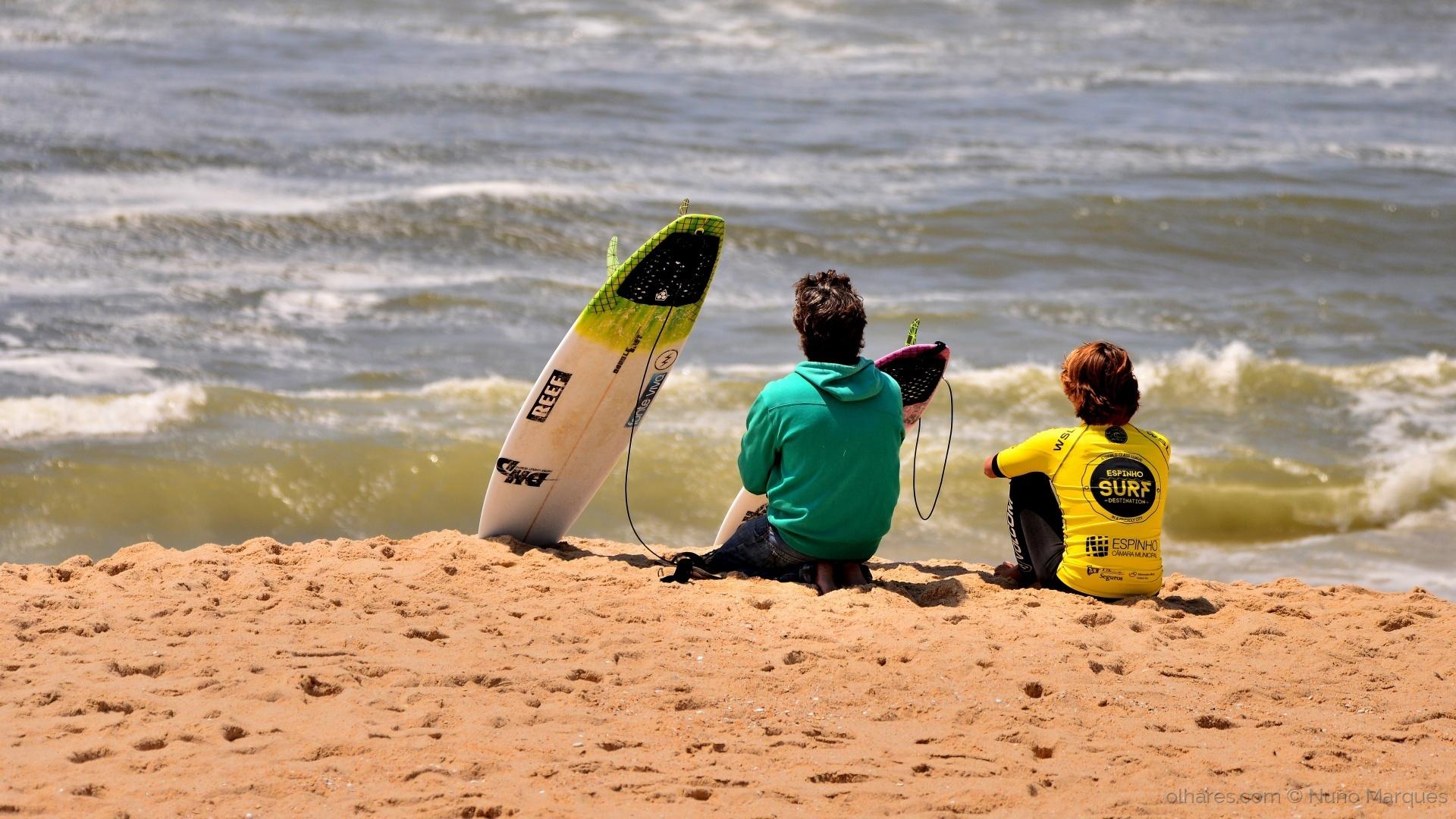 Desporto e Ação/Ler o mar