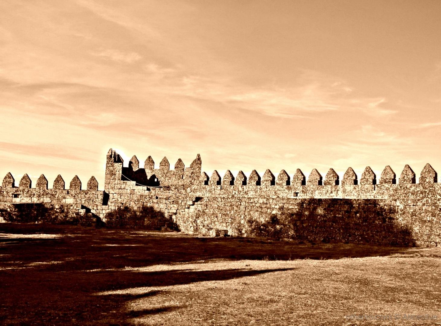 História/Castelo de Trancoso....