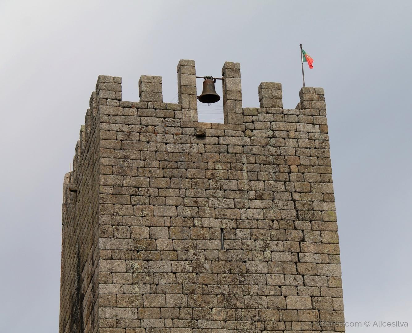 História/Castelo Linhares da Beira........