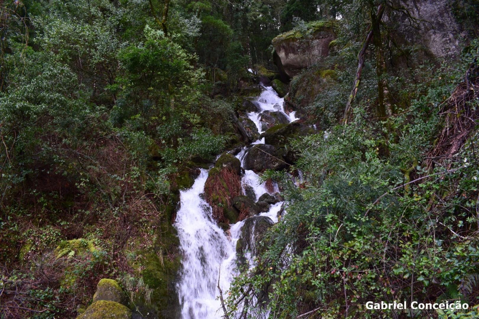 Paisagem Natural/Cascata em PN-Peneda-Gerês