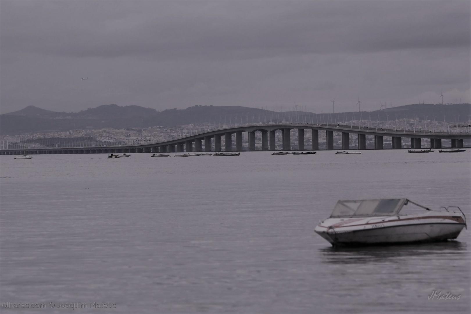 Paisagem Urbana/Ponte...