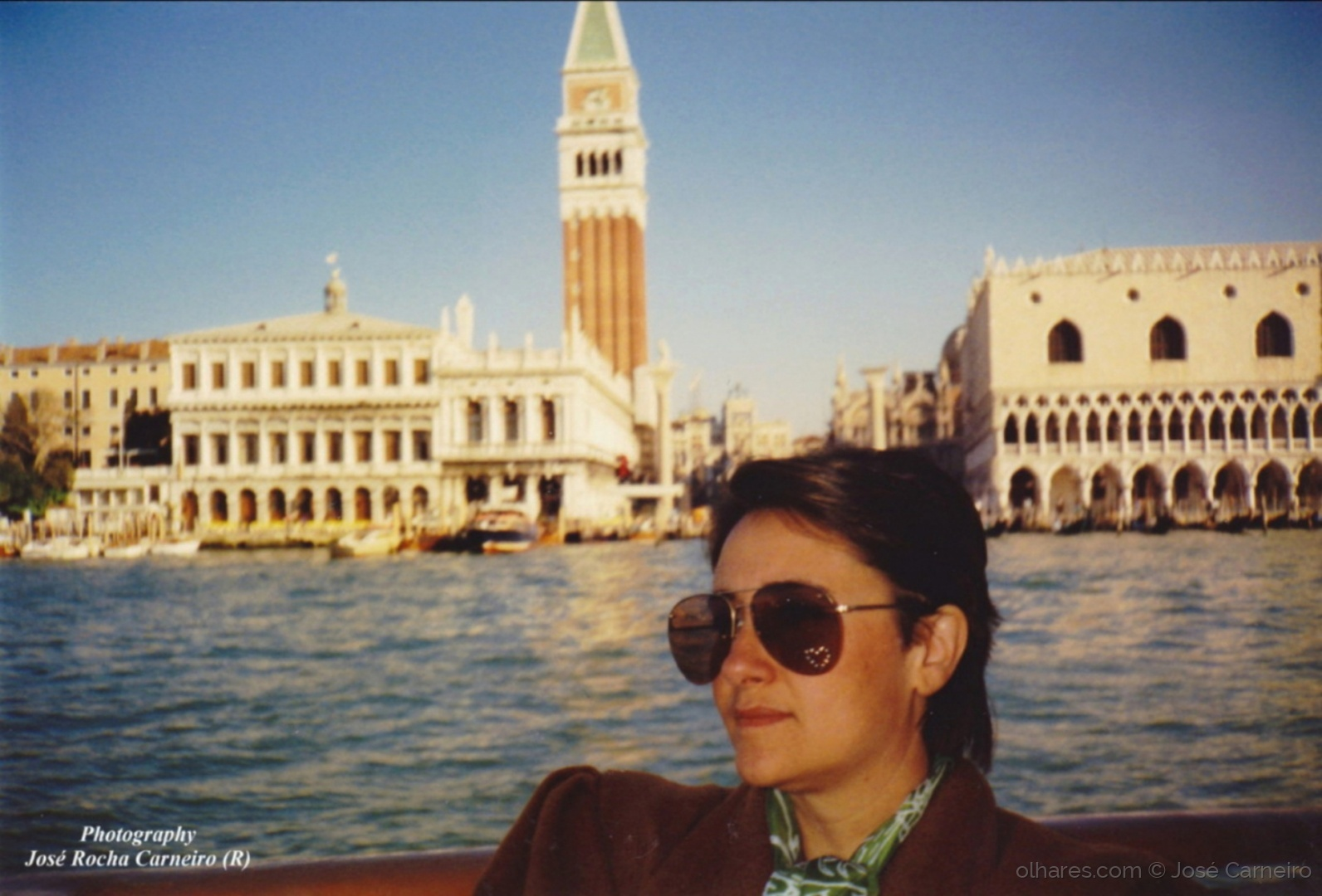 Retratos/Photo #2000 ... Veneza 1990  (Ler)