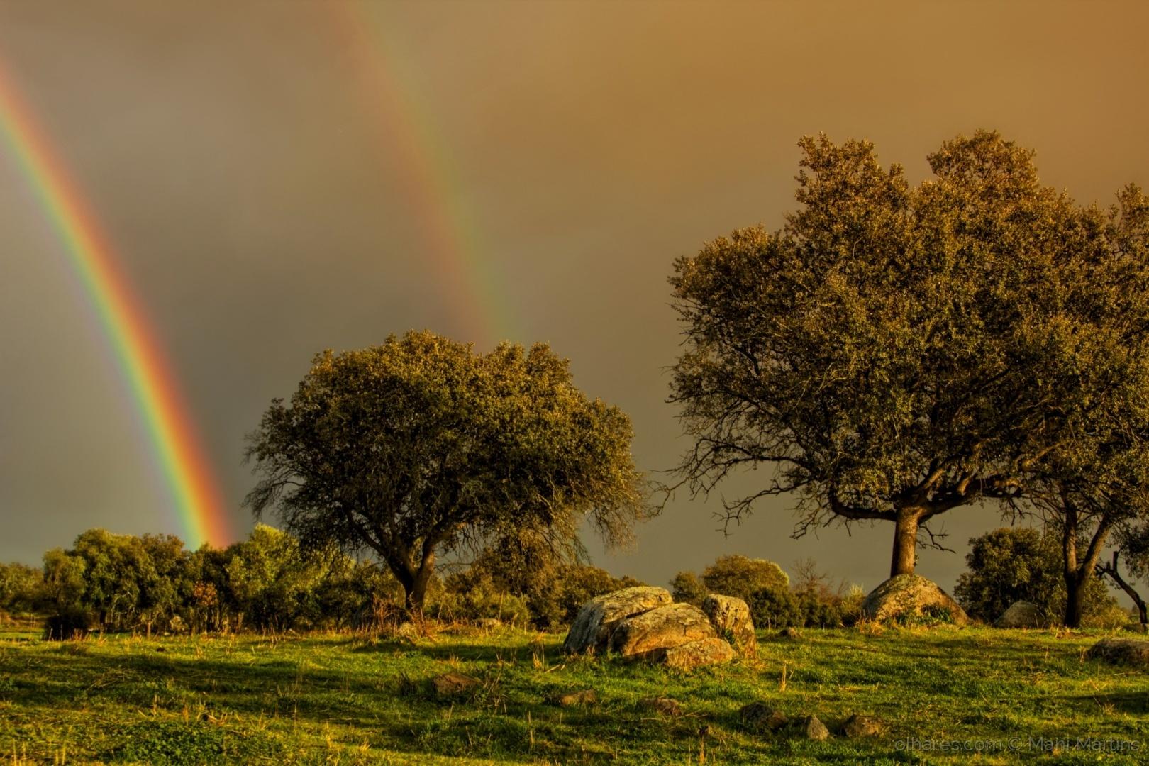 Paisagem Natural/o arco de Íris (+info)