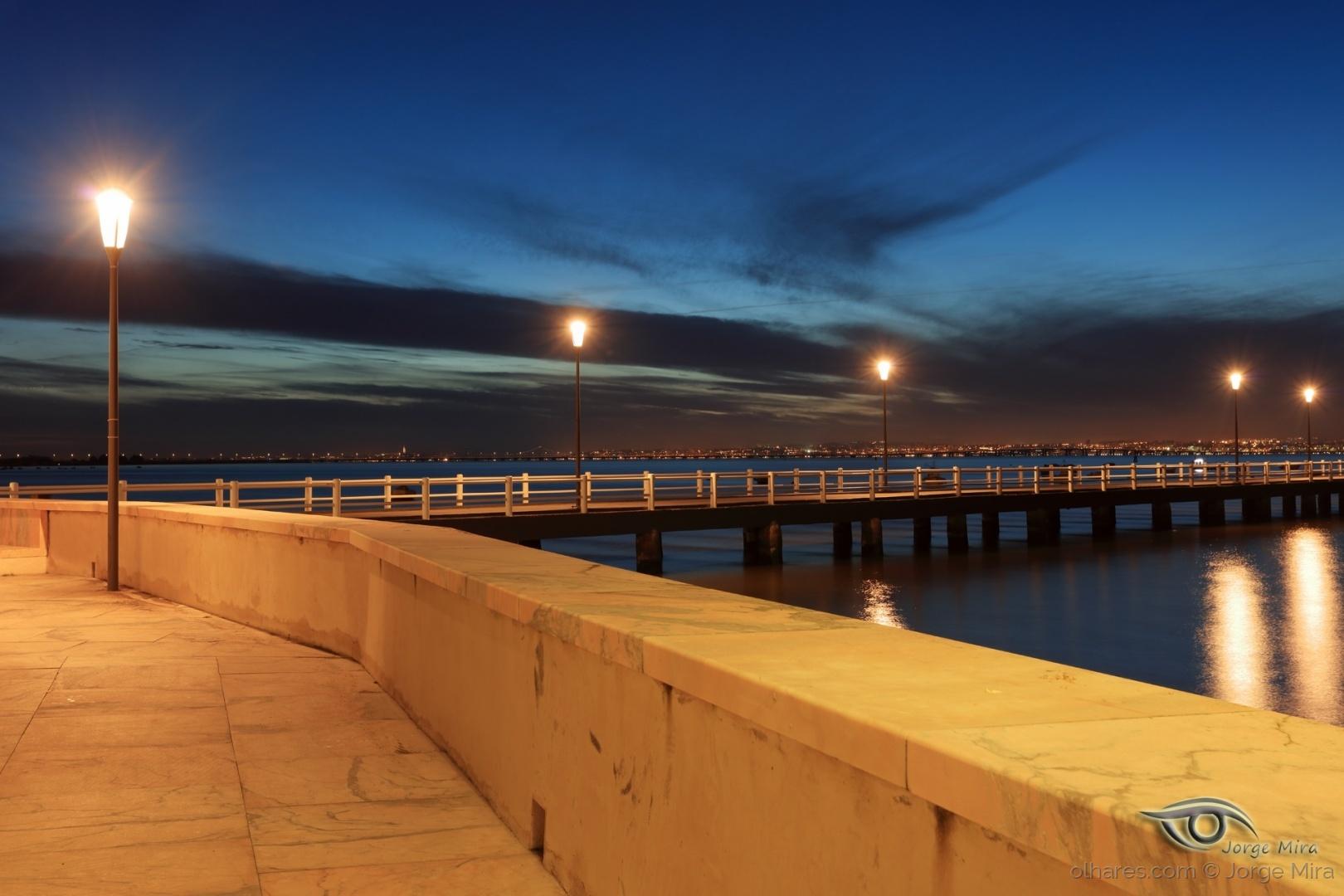 Paisagem Urbana/Iluminação noturna