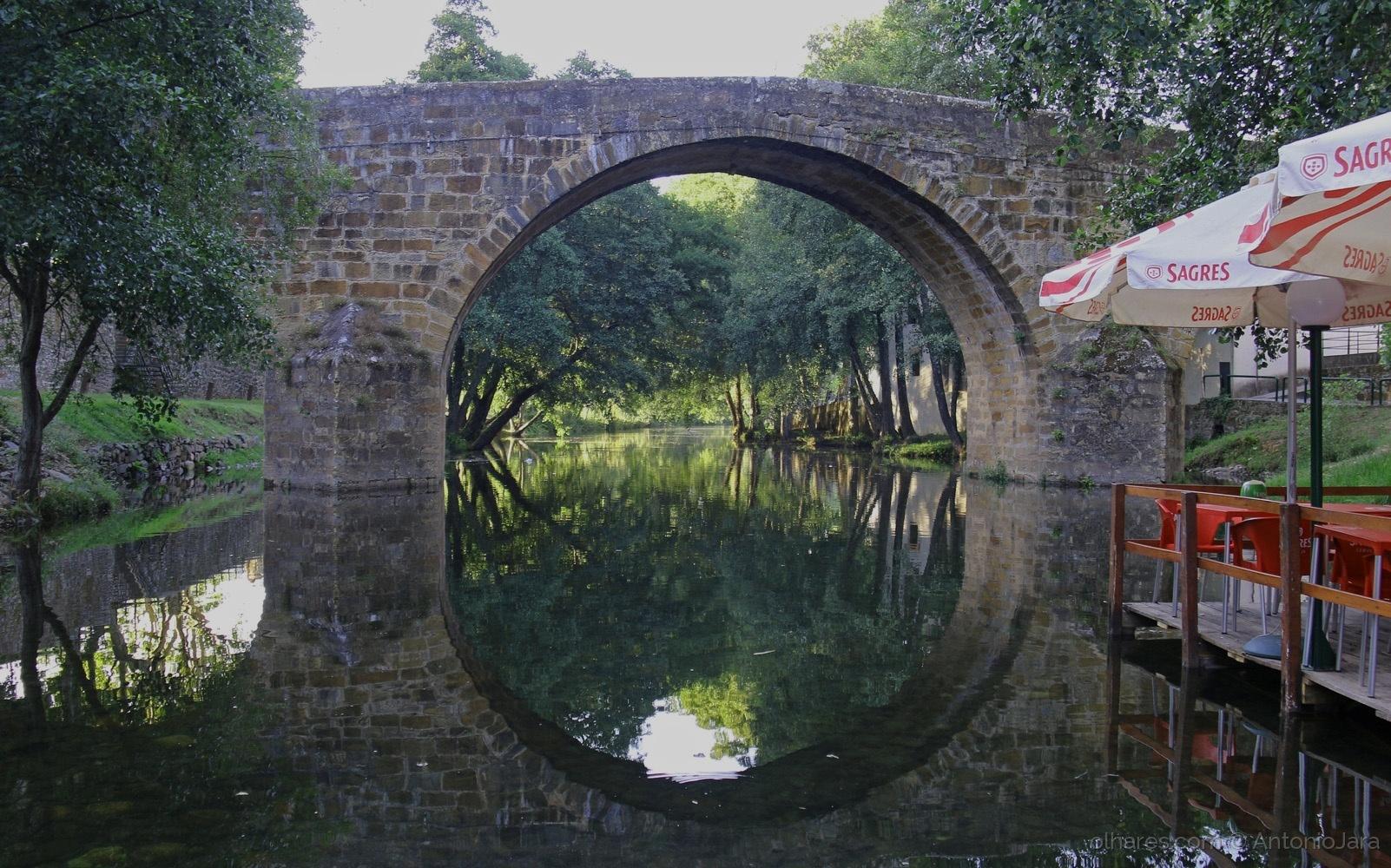 Paisagem Natural/Ri0 Ceira - Ponte de Góis