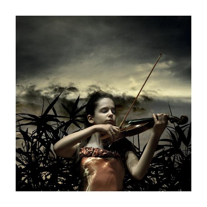Retratos/A Violinista