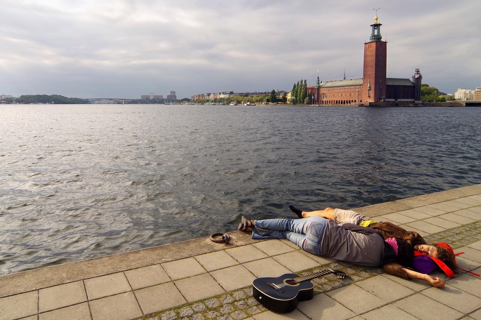 Paisagem Urbana/Estocolmo 24 anos depois (ler)