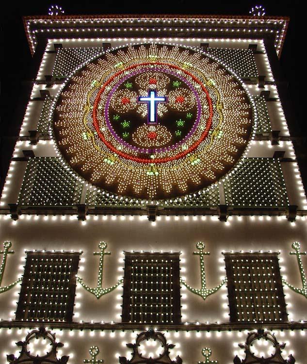 Paisagem Urbana/Luzes festivas