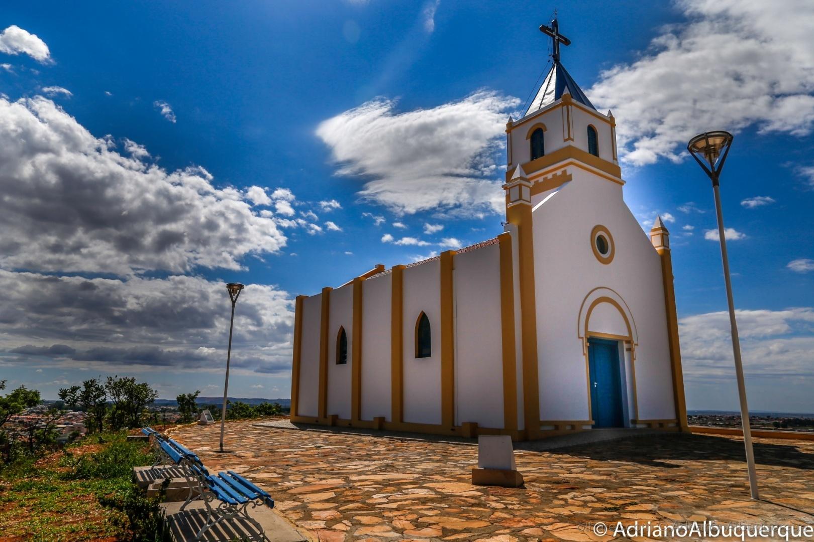 Paisagem Urbana/Igreja do Morro de São Joao