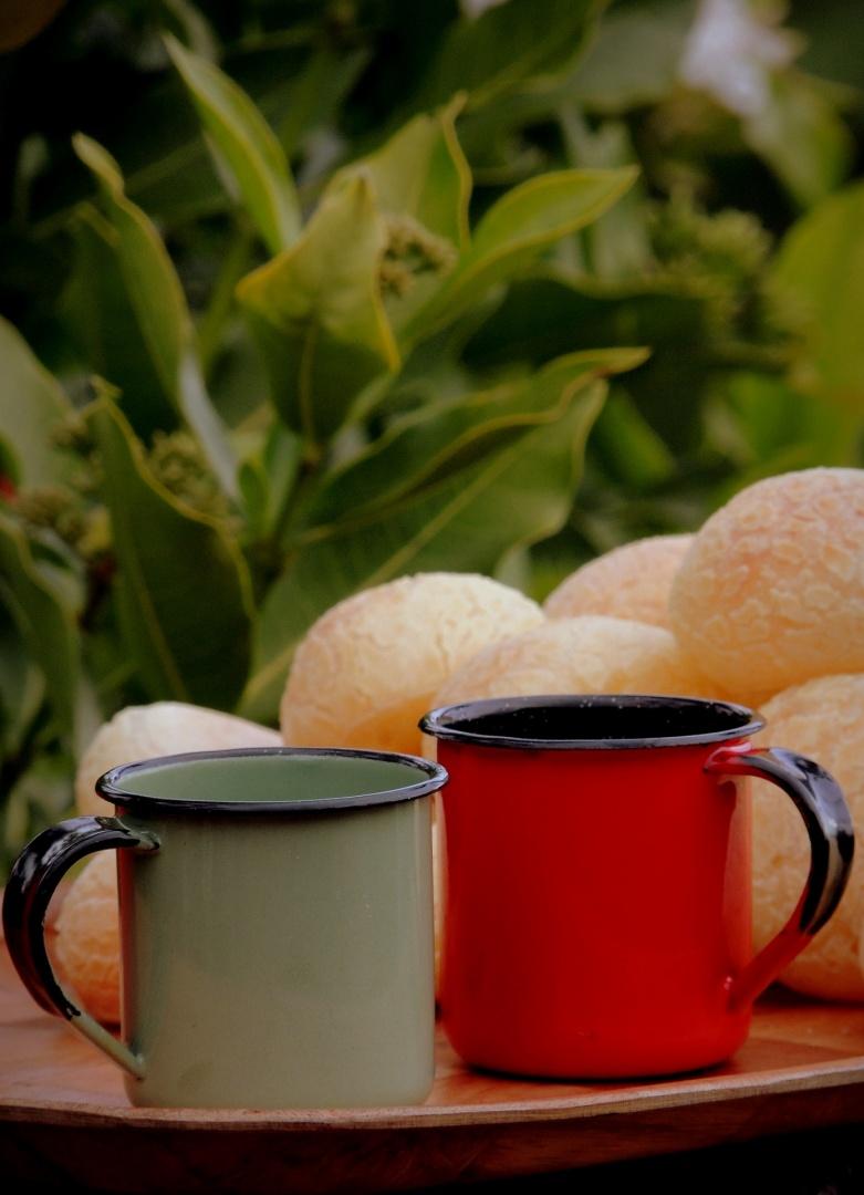 Gastronomia/Café no campo