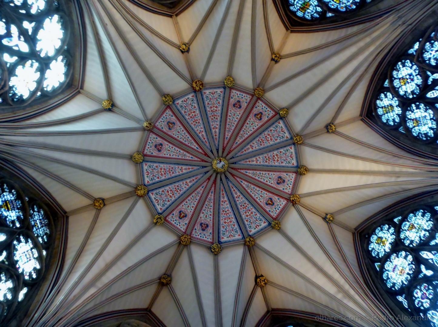 História/Pormenor de uma cúpula em York