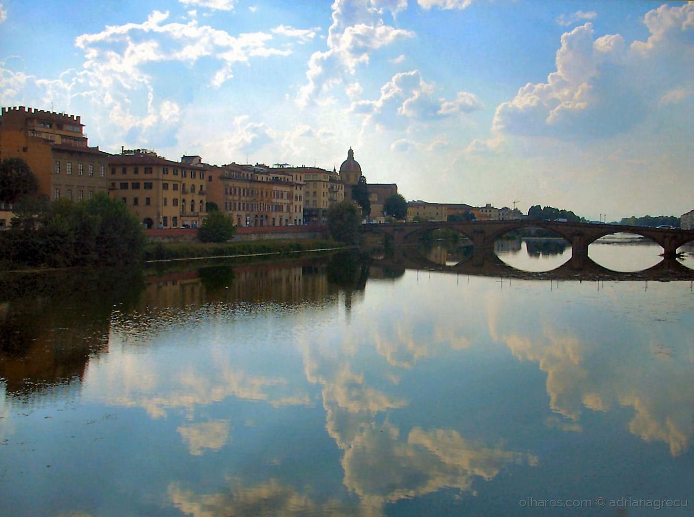 História/Ponte sobre o Arno