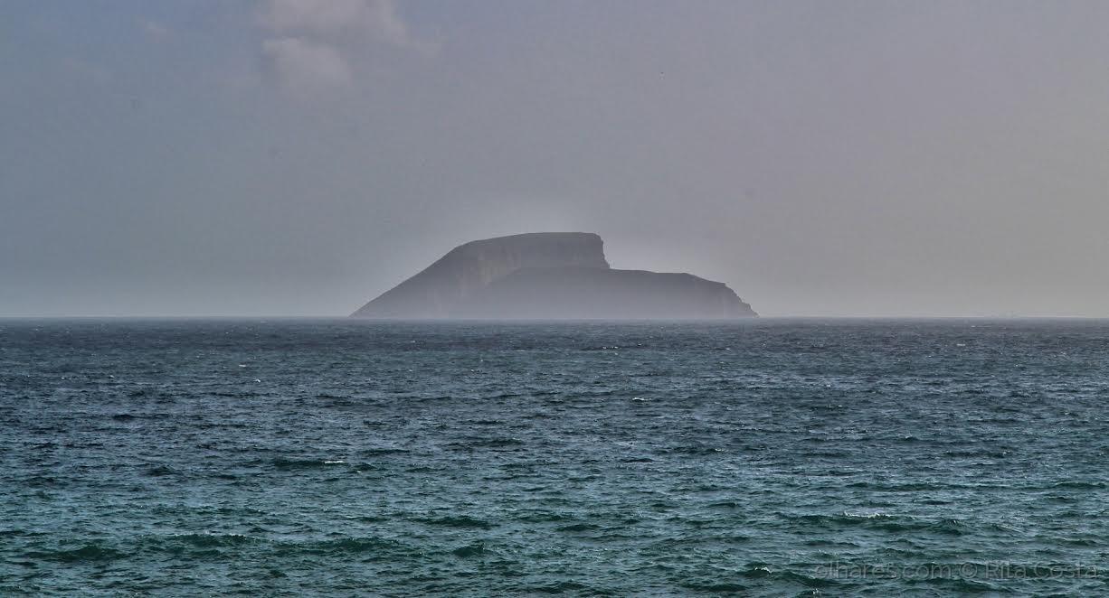 Paisagem Natural/No Meio do Mar