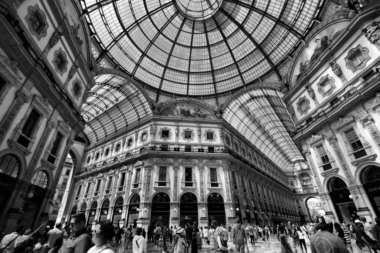 História/um lugar no mundo - Milão