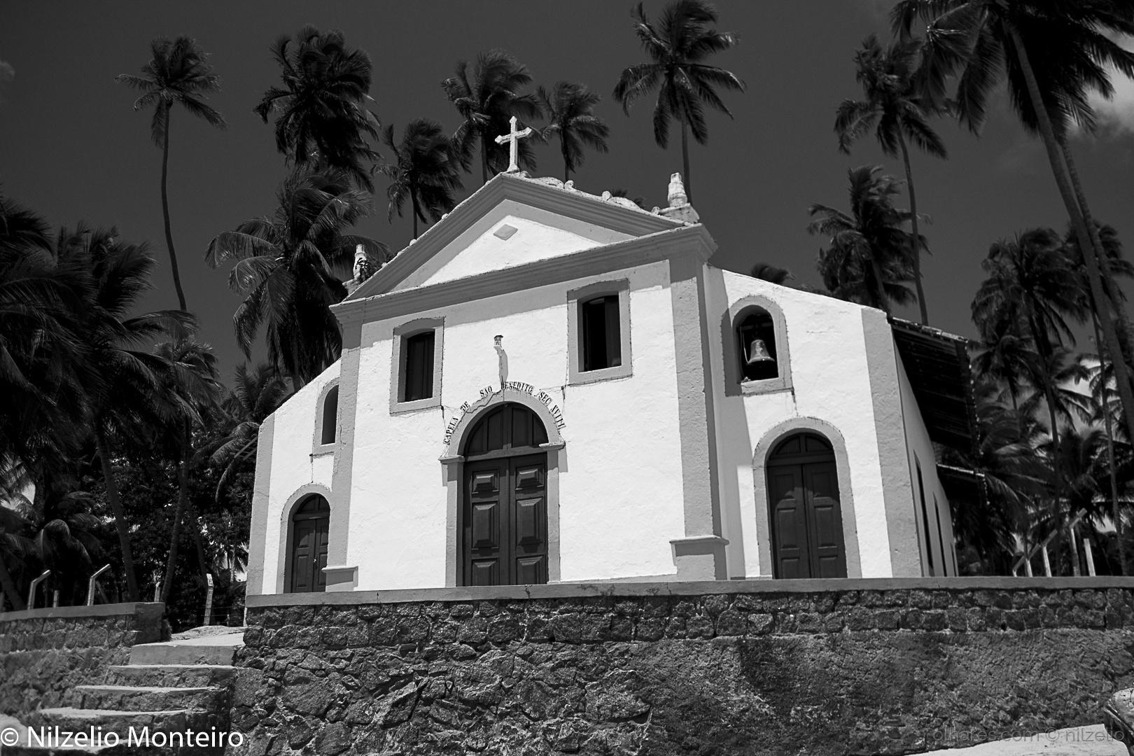 História/Igreja de  São Benedito - Sec. XVIII