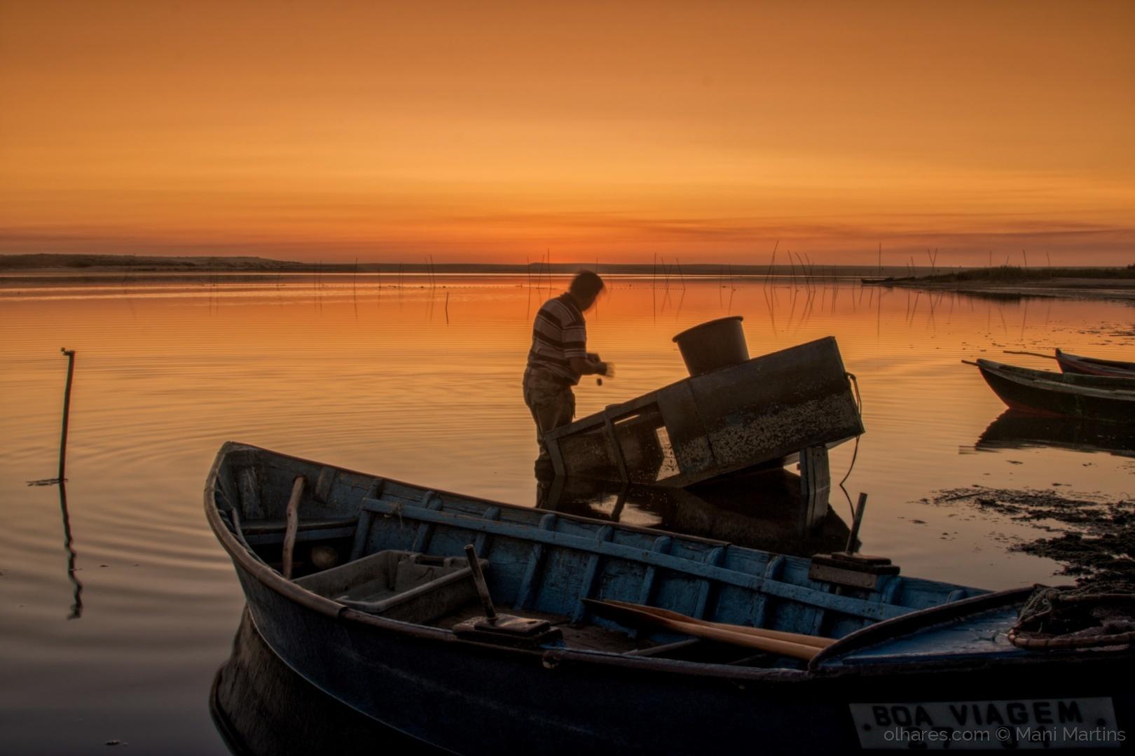 Paisagem Natural/boa viagem pescador