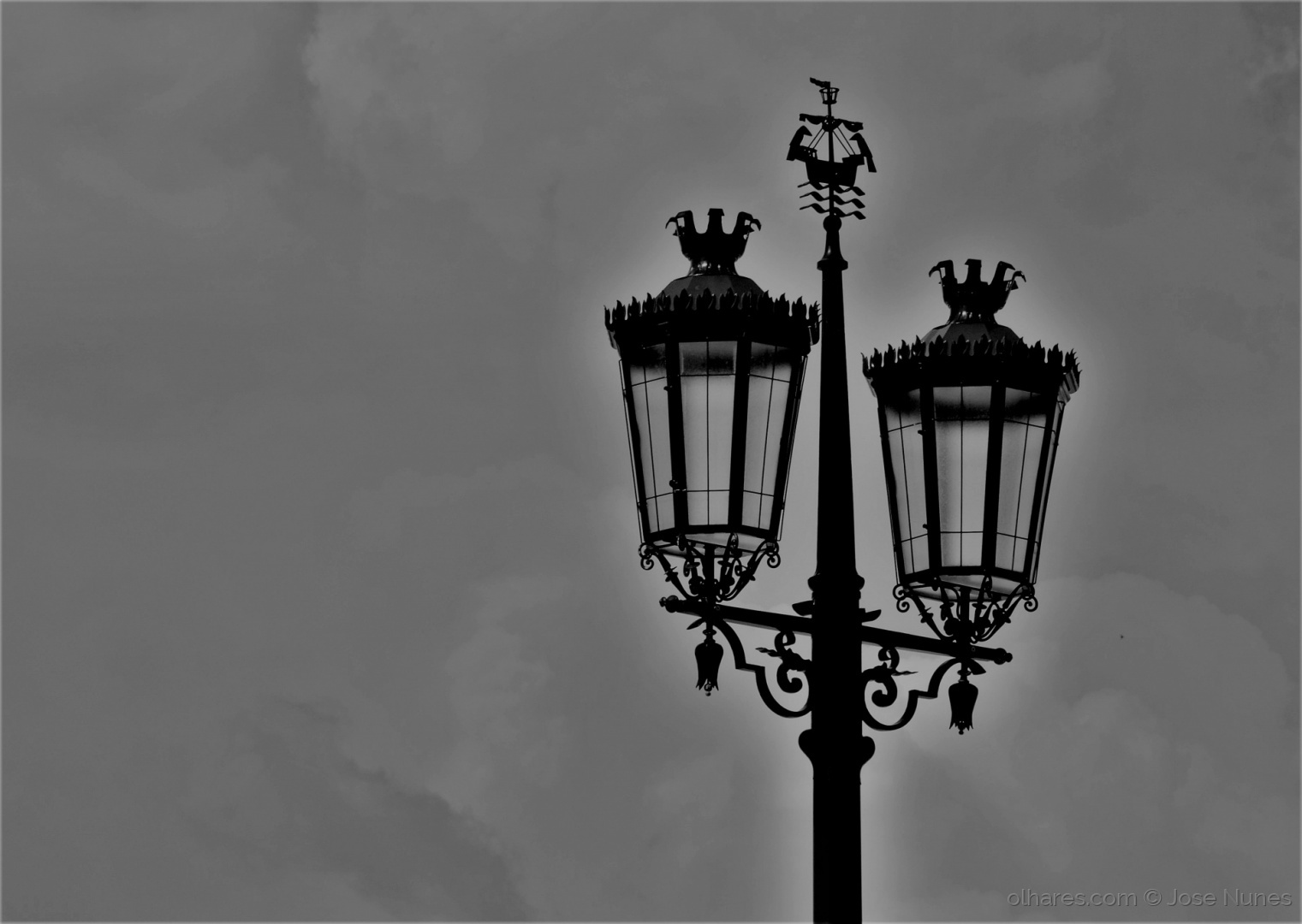 Abstrato/Candeeiros de Lisboa