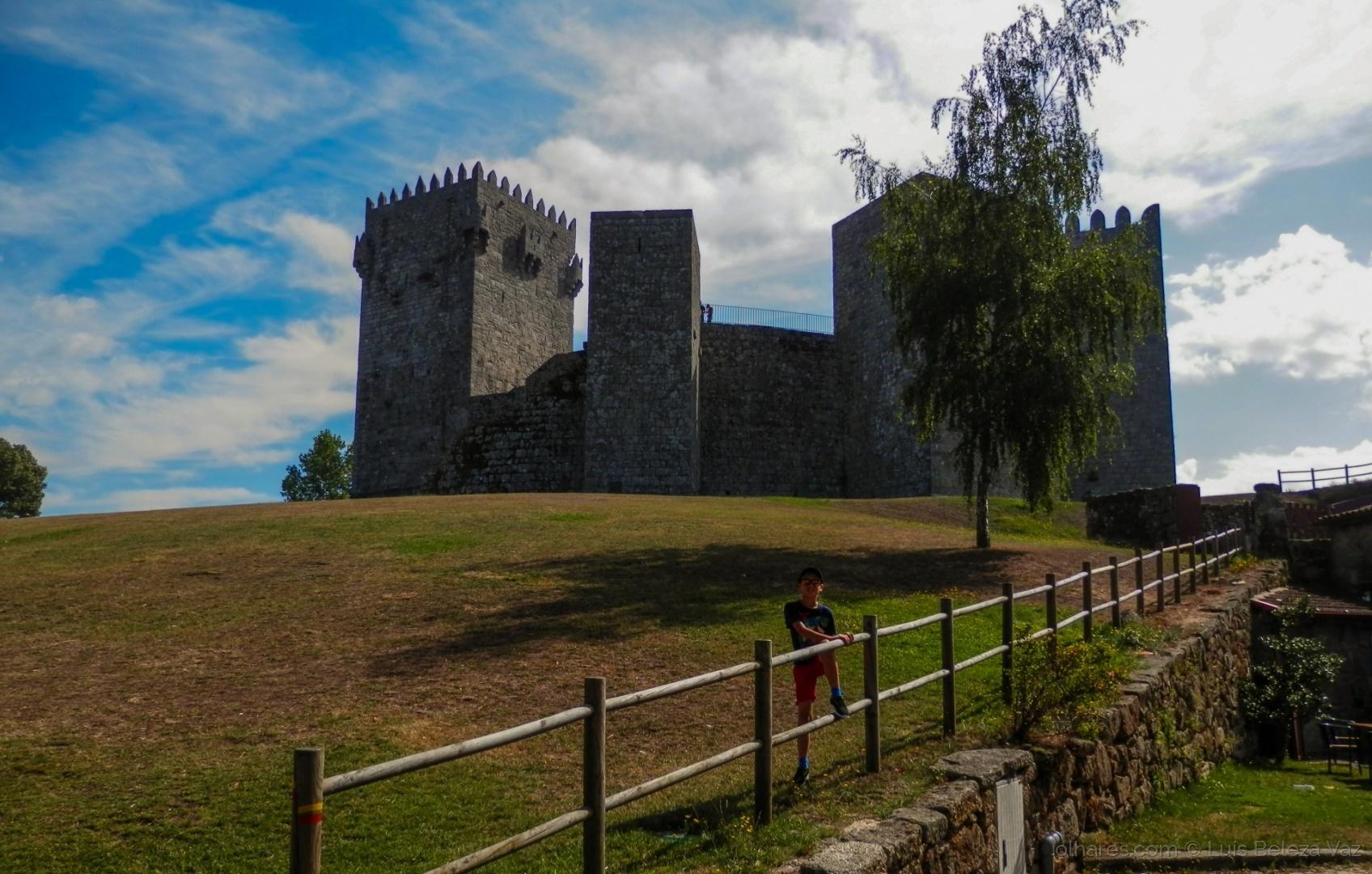 História/Um dos mais emblemáticos Castelos de Portugal