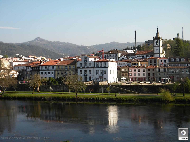 Paisagem Urbana/Ponte da Barca