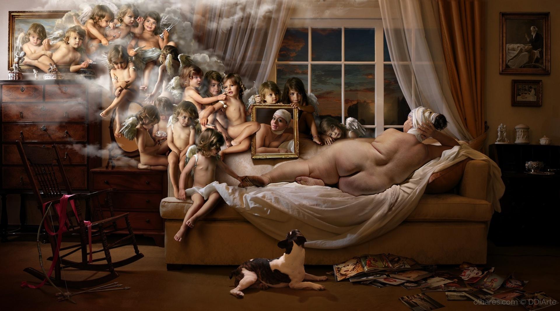Nus/A Venus do Espelho