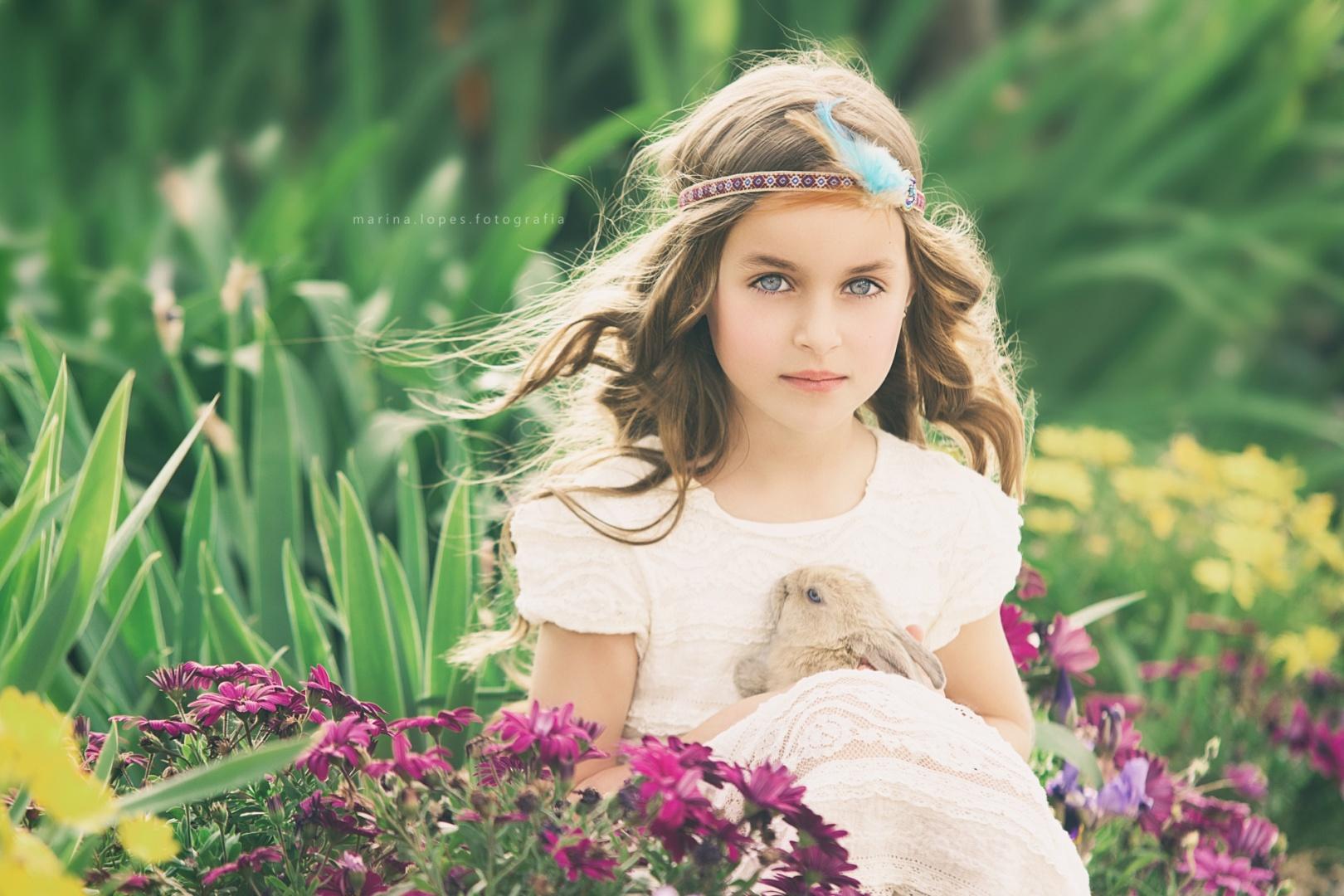 Retratos/My Bunny!