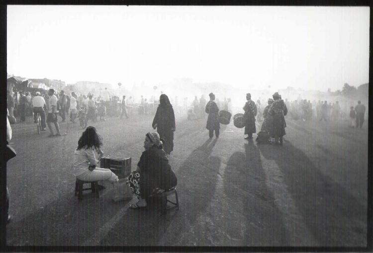 Gentes e Locais/Jemaa El Fna