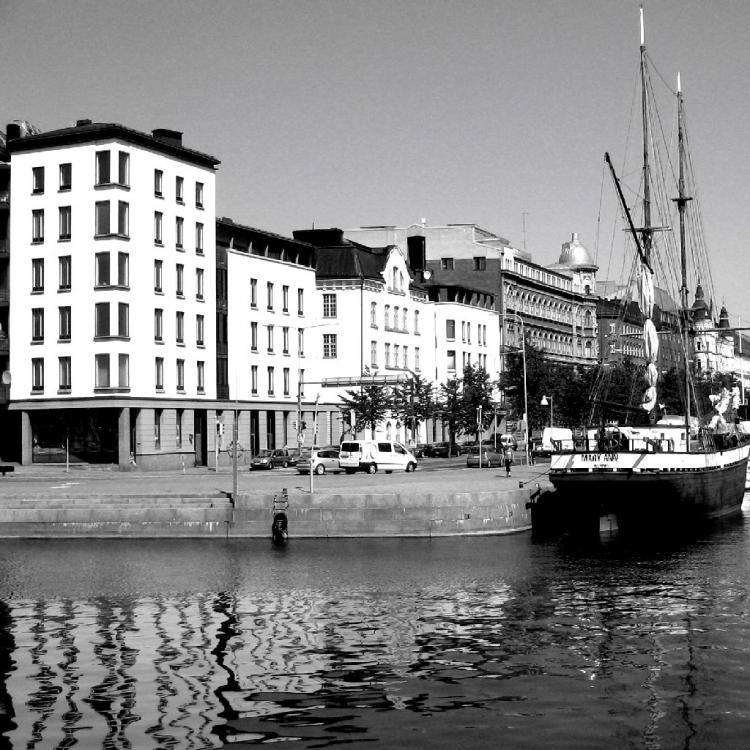 Paisagem Urbana/Porto de Helsinquia