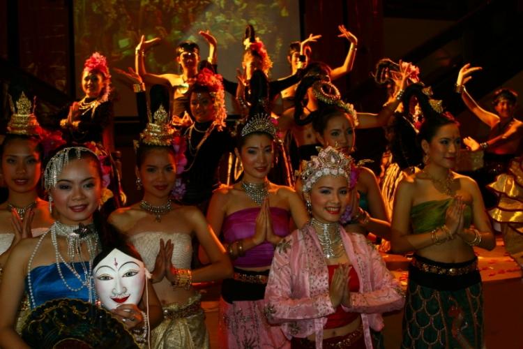 Gentes e Locais/Sorrisos -    Tailandia