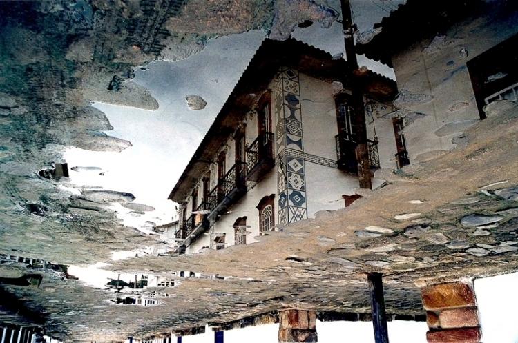 Paisagem Urbana/Reflexos da Realidade