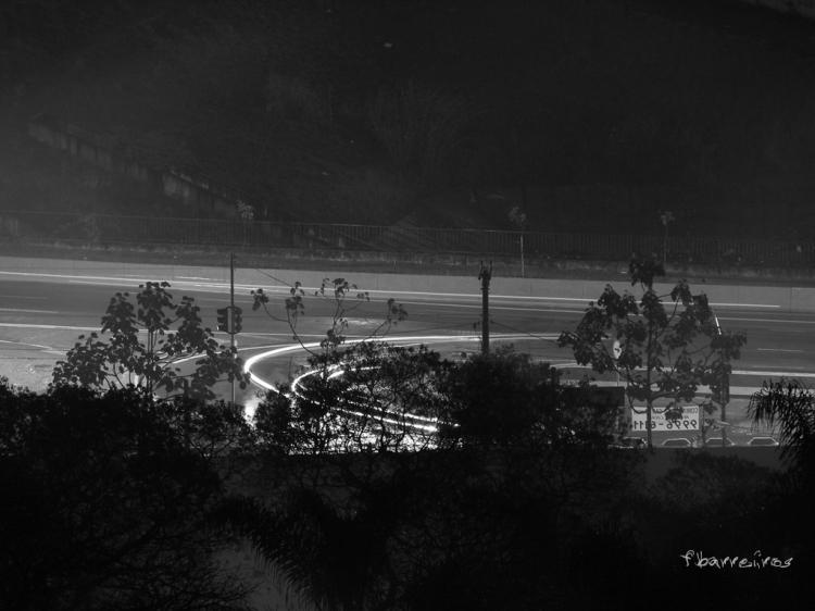 Paisagem Urbana/riscos de luz
